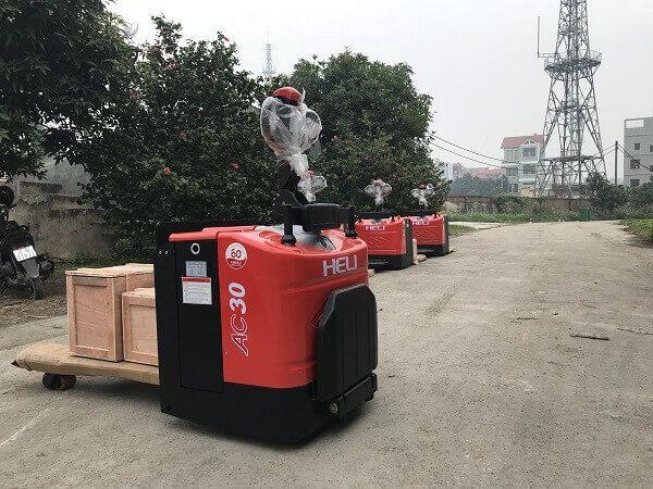 Xe Nâng Tay Điện 3 Tấn Heli CBD30-460