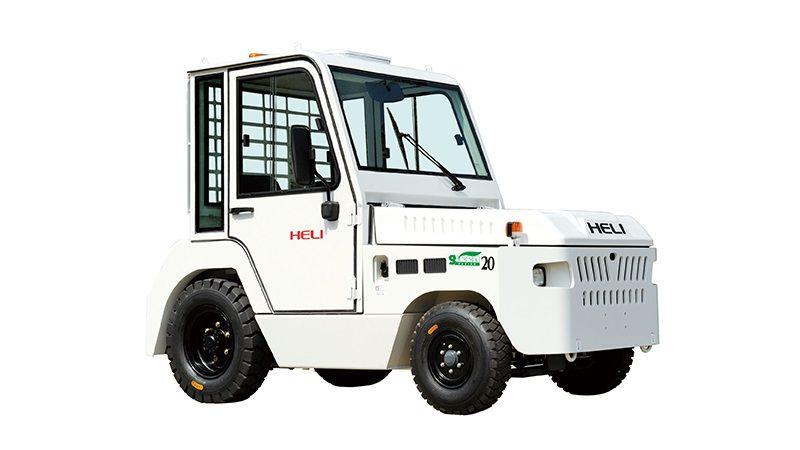 Xe Kéo Diesel 20-25 Tấn Heli G Series