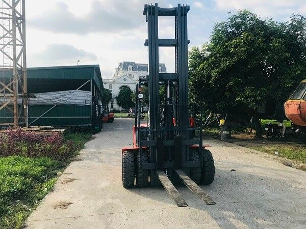 Xe Nâng Dầu 3 Tấn Heli H3 Series