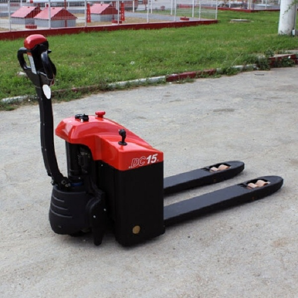 xe nâng tay điện 1.5 tấn heli cbd15-170j chất lượng, uy tín