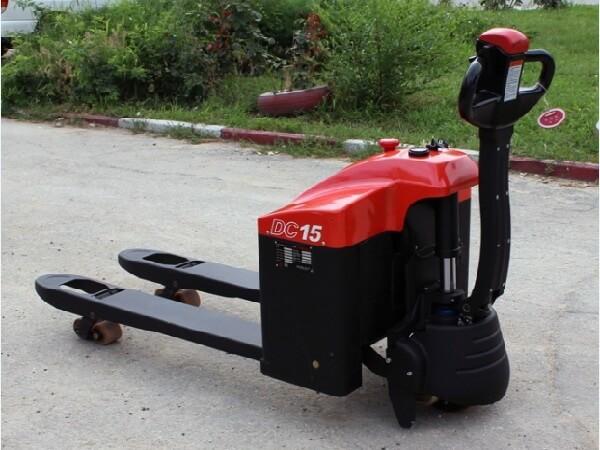 Xe nâng tay điện 1.5 tấn heli cbd15-170j chính hãng