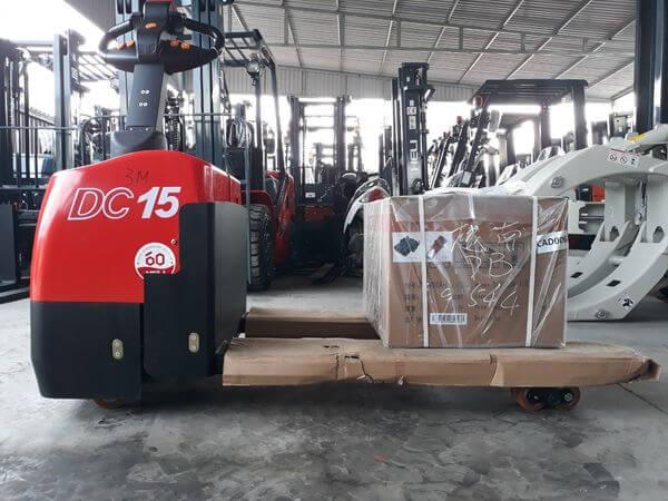 xe nâng tay điện heli 1.5 tấn cbd15-610