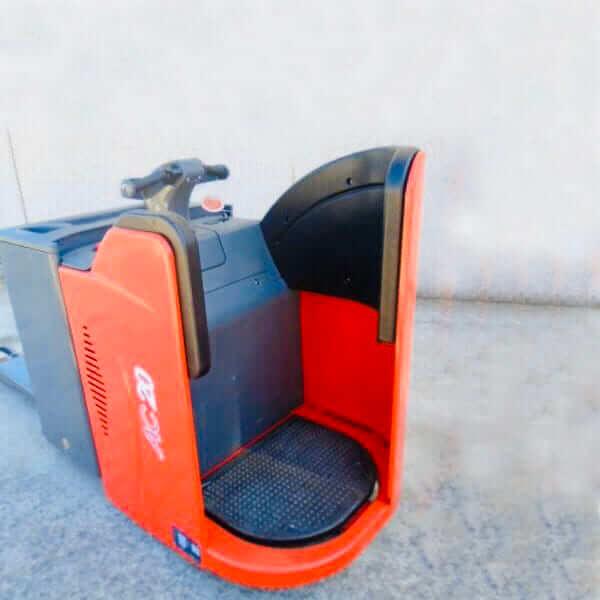 bệ đứng xe nâng tay điện 2 tấn heli cbd2-490