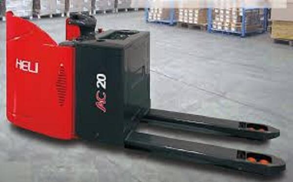 xe nâng tay điện heli 2 tấn cbd20-490