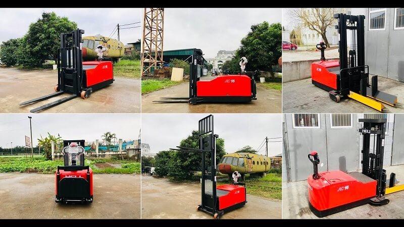 xe nâng tay điện đối trọng 1.2 tấn cpd12-970
