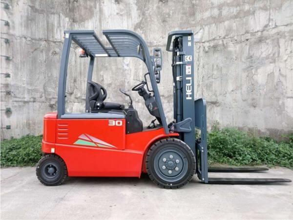 xe nâng điện 3 tấn Heli G Series