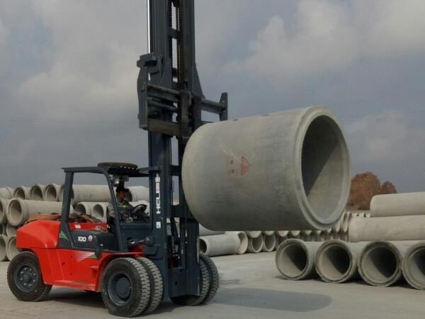 Xe nâng ống cống chất lượng cao