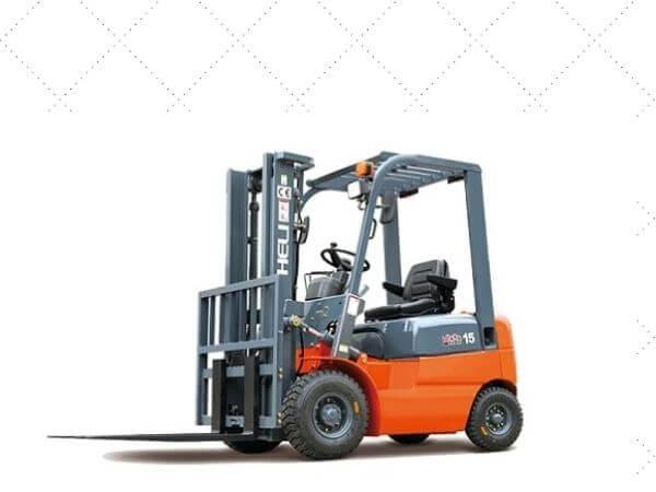 xe nâng dầu 1.5 tấn heli h2000 chính hãng