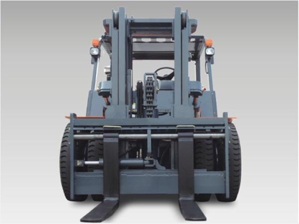 Khung nâng xe nâng dầu 6 tấn heli h2000