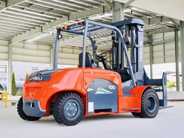 Xe nâng điện 10 tấn heli g series
